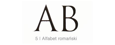 Alfabet romański